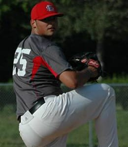 Brian Gonzalez was the top pick of the Baltimore Orioles.