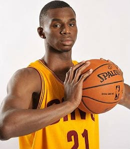Andrew Wiggins has star potential for the Cleveland Cavaliers.