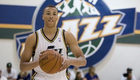 Australian Dante Exum will try to leave him mark on the Utah Jazz.