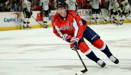 The Washington Capitals will need to be patient with Evgeny Kuznetsov.