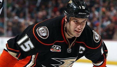 Ryan Getzlaf makes those around him better on the Anaheim Ducks.