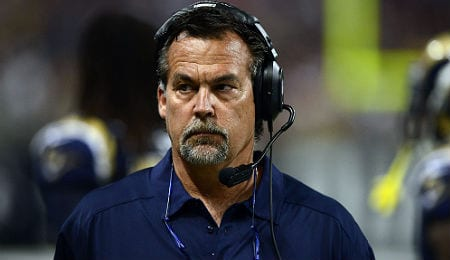 Jeff Fisher is making a quarterback change for the St. Louis Rams.