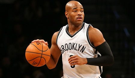 Jarrett Jack may be forced to step up for the Brooklyn Nets.