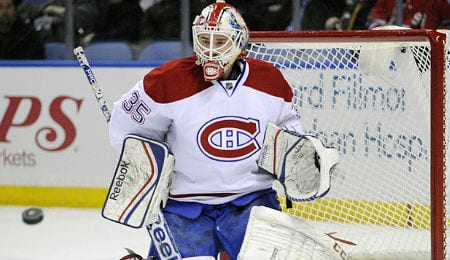 Dustin Tokarski is doing a great job backing up Carey Price for the Montreal Canadiens.