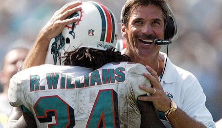 Ricky Williams pissed away his NFL career.