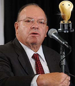 Scotty Bowman was the mastermind behind the Detroit Red Wings in the 1990s.