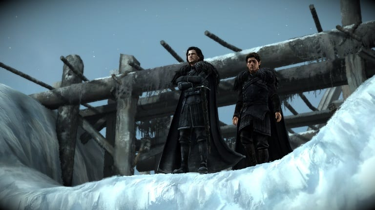 Game of Thrones, Episode 2
