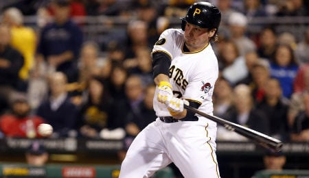 Travis Snider will try to help the Baltimore Orioles repeat as AL East champs.