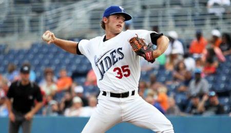 Tyler Wilson enjoyed a breakthrough for the Baltimore Orioles organization in 2014.