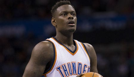 Anthony Morrow is showing his scoring ability for the Oklahoma City Thunder.