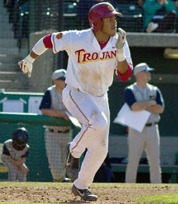 Timmy Robinson has picked up his game for the USC Trojans.