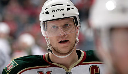 Mikko Koivu has become a stud playermaker for the Minnesota Wild
