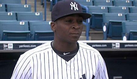 Didi Gregorius is flashing some offense for the New York Yankees lately.
