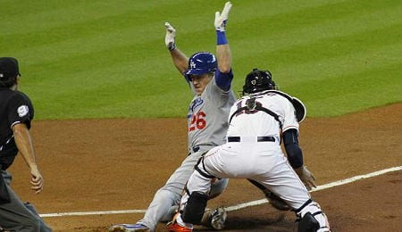 Chase Utley has been dealt to the Los Angeles Dodgers.