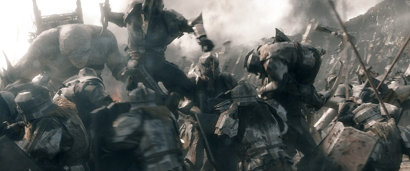 The Hobbit: Battle of the Five Armies Extended Edition