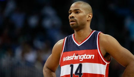 Gary Neal could get more PT for the Washington Wizards.