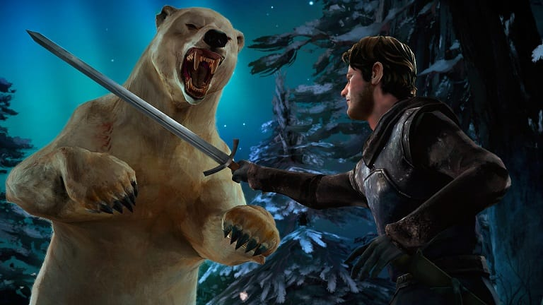 Game of Thrones, Episode 6: The Ice Dragon