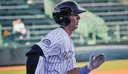 Ryan McMahon will soon be arriving in the bigs for the Colorado Rockies.
