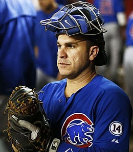 Miguel Montero will return to the Chicago Cubs this week.