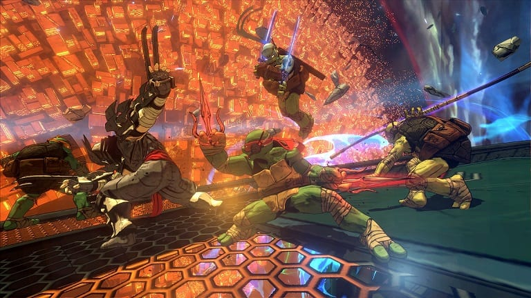 Teenage Mutant Ninja Turtles: Mutants in Manhanttan