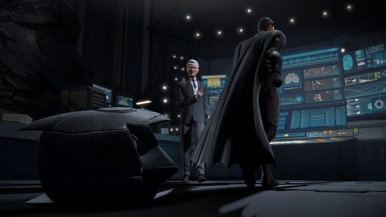 Batman: The Telltale Series - Episode 1
