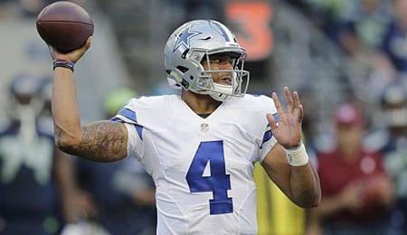 Dak Prescott has been superb for the Dallas Cowboys.