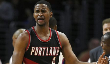 Maurice Harkless is getting the job done for the Portland Trail Blazers.