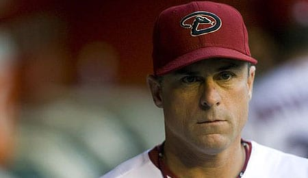 Chip Hale was axed by the Arizona Diamondbacks.