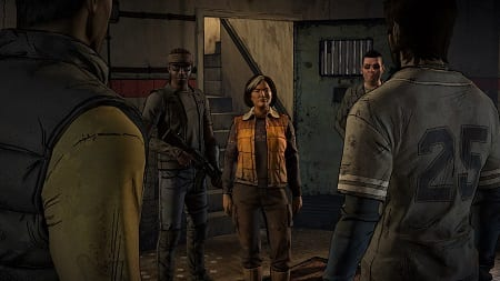 The Walking Dead -- A New Frontier, Episode 4: Thicker Than Water