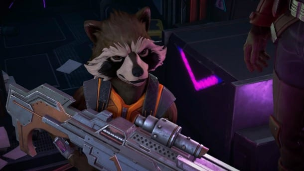 Guardians of the Galaxy: The Telltale Series, Episode 2