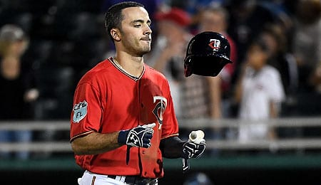 Zack Granite is being given a chance by the Minnesota Twins.