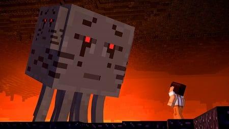 Minecraft Story Mode - Season Two, Episode 3