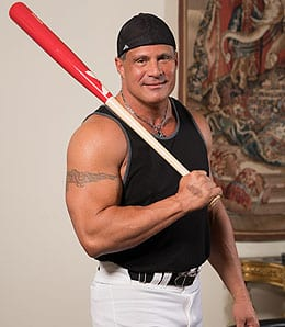 Former baseball star Jose Canseco headlines the Renegades show.