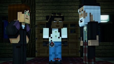 Minecraft: Story Mode - Season Two, Episode 4