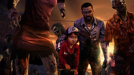 The Walking Dead: The TellTale Series Collection