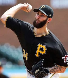 Trevor Williams is off to a strong start for the Pittsburgh Pirates.