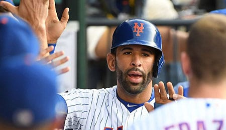 Jose Bautista has hit well for the New York Mets.