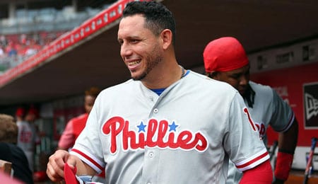 Asdrubal Cabrera's late swoon with the Philadelphia Phillies almost destroyed his season.