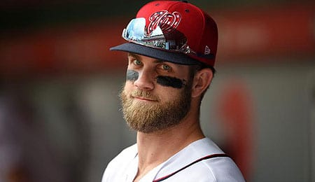 Bryce Harper will soon choose a new home.