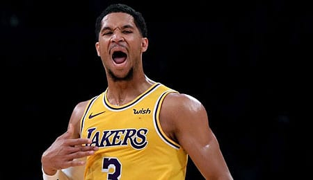Josh Hart will get a nice boost for the Los Angeles Lakers.