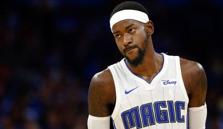 Terrence Ross is on fire for the Orlando Magic.