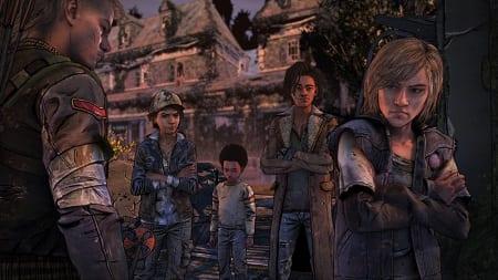 The Walking Dead -- The Final Season, Episode 2
