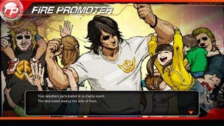 Fire Promoter DLC