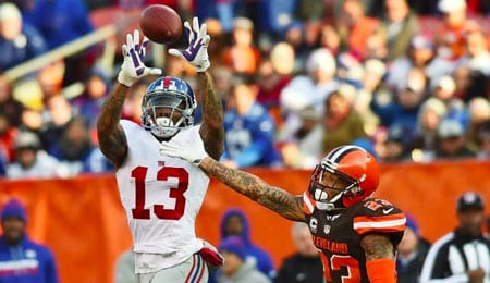 Odell Beckham Jr. should thrive with the Cleveland Browns.