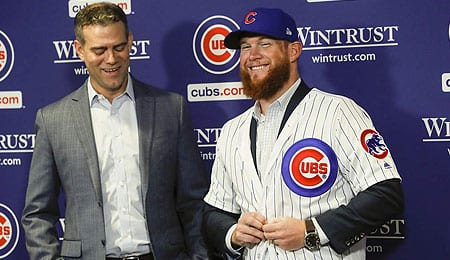 Craig Kimbrel will upgrade the Chicago Cubs bullpen.