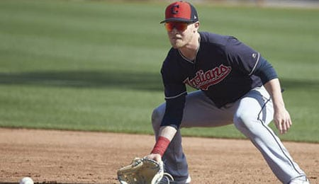 Jake Bauers is starting to come into his own for the Cleveland Indians.