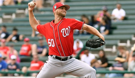 Austin Voth is making his case to stick in the Washington Nationals rotation.