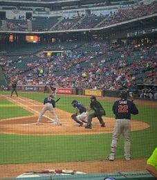 Jorge Polanco is enjoying a career year for the Minnesota Twins.