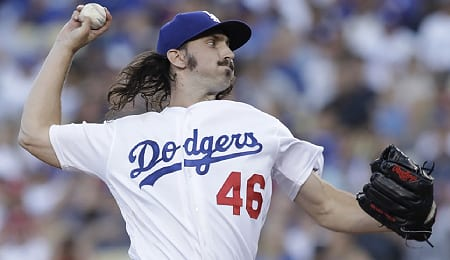 The Los Angeles Dodgers have another quality pitcher in Tony Gonsolin.