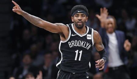 Kyrie Irving's injury has hurt the Brooklyn Nets.